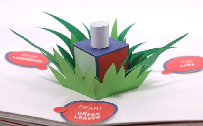 # 探索 LACOSTE L!VE 男士極刻活力淡香水的奧秘:手工立體書展示年輕和活力 9
