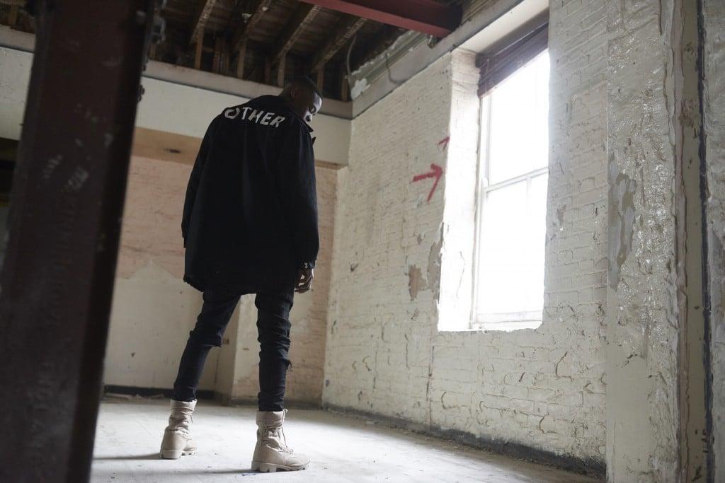 # OTHER UK 16SS grunge精神集大成:90s 垃圾搖滾與軍裝的共鳴 RISE 17