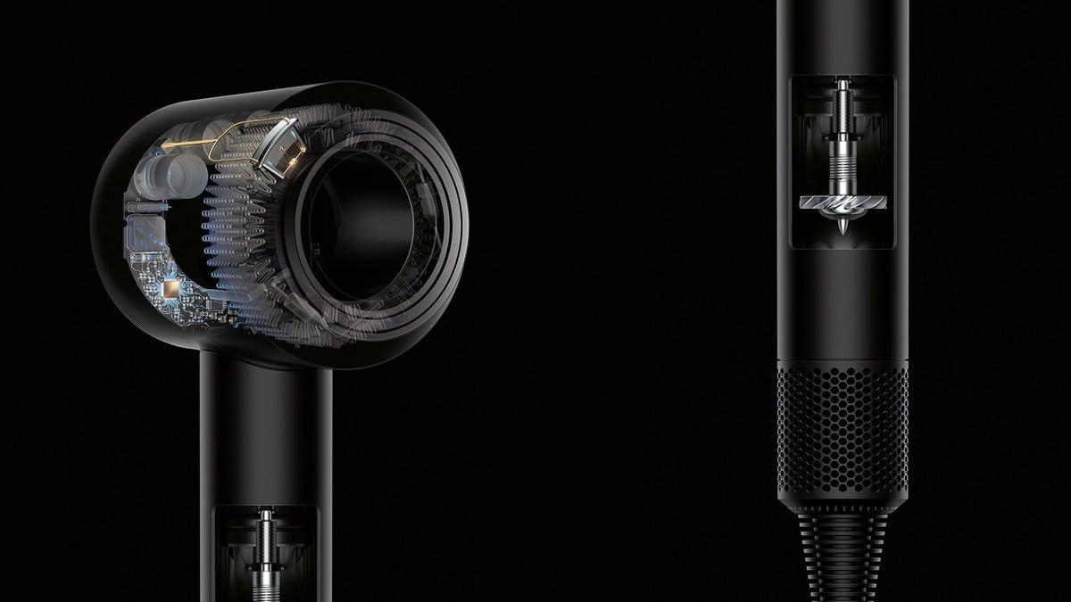# Dyson Supersonic 氣流吹風機 掀起美容業革命:4大功能一次解決烘髮問題! 9
