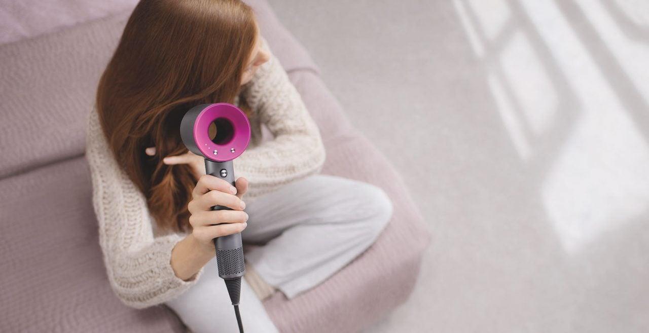 # Dyson Supersonic 氣流吹風機 掀起美容業革命:4大功能一次解決烘髮問題! 6