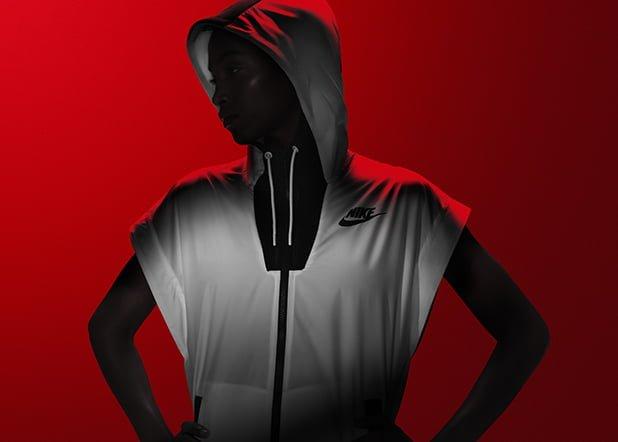 # Nike Tech Hypermesh : Genie Bouchard 詮釋夏日潮流 11