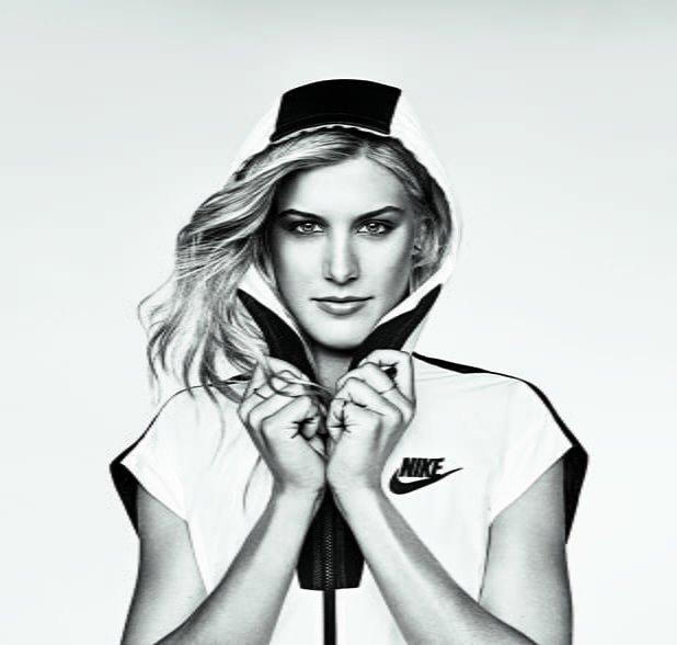 # Nike Tech Hypermesh : Genie Bouchard 詮釋夏日潮流 1