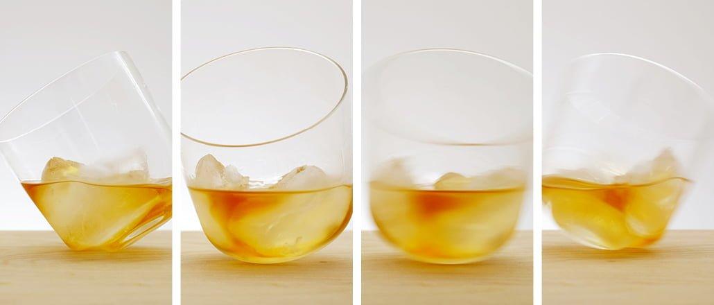 # Saturn Wine Glasses設計 : 不必擔心再碰倒酒杯,碰倒自動環繞品酒! 2