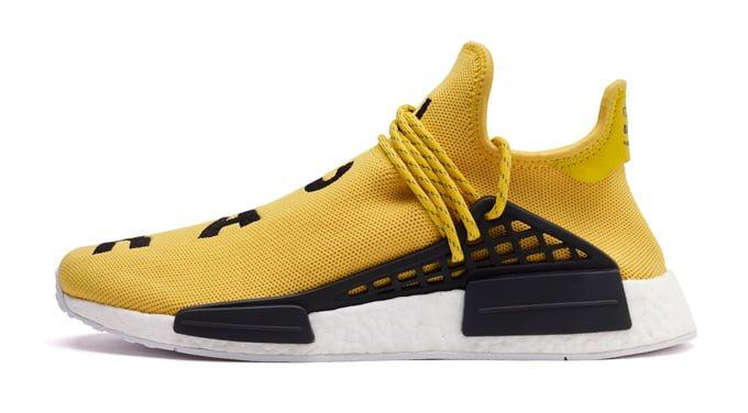 # adidas Originals = Pharrell Williams: 大愛理念鞋款 NMD Human Race 5