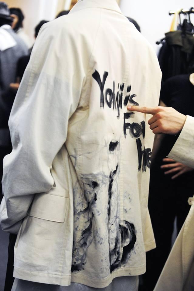 #日本時裝設計師山本耀司:找出內心的 emotion! 4
