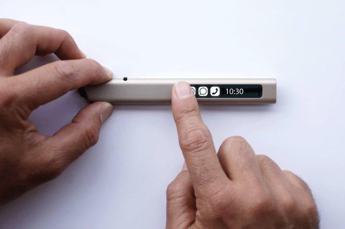 # 隨時隨地都可以寫字:不用墨水的電子筆 Phree 5