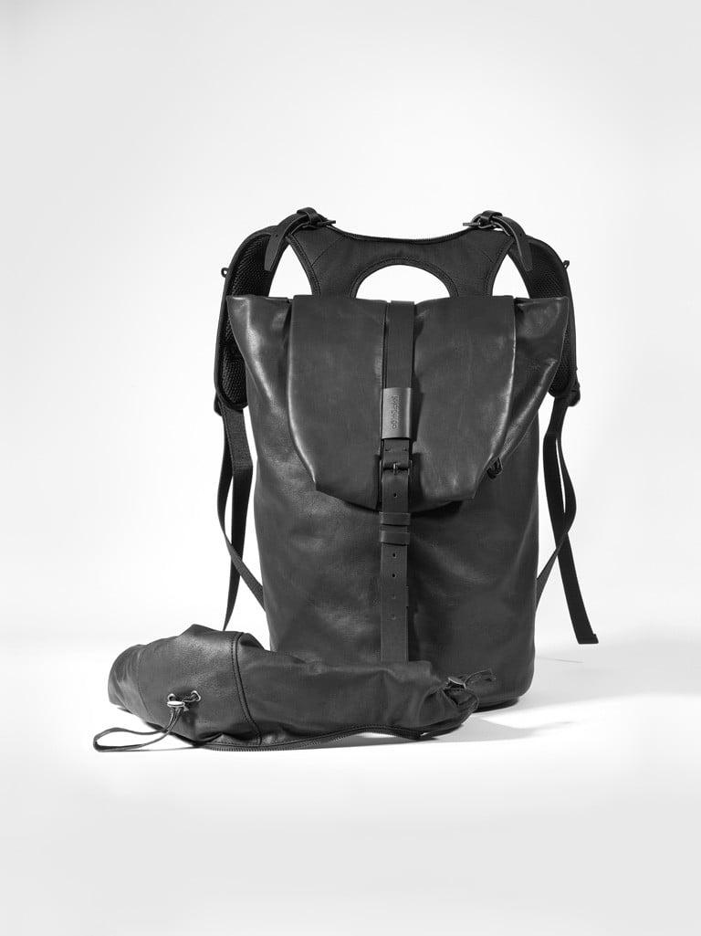 # 法國時尚機能包Côte&Ciel:從十九世紀傳統包袋模樣延伸而出的新款式「TIGRIS」 4
