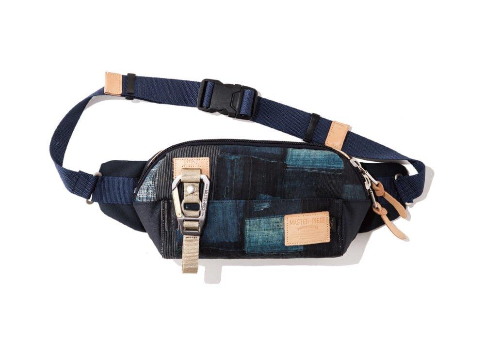 #看似襤褸卻纖細耐用:MSPC 與FDMTL的丹寧「BORO」包袋系列 7
