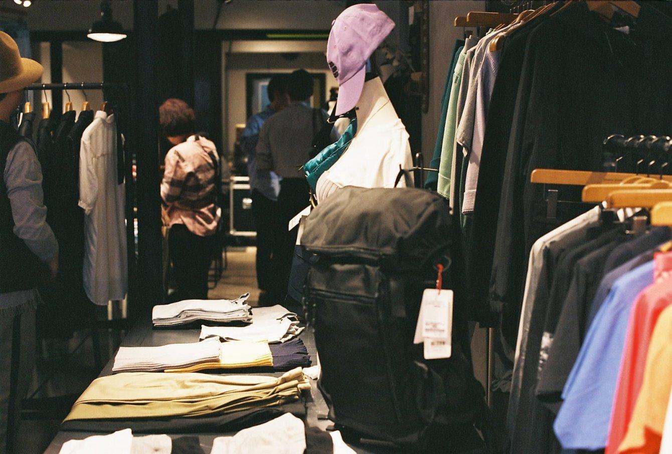 # 吉田沙世的日常定番:以 JOURNAL STANDARD 為基底所呈現的純粹穿衣哲學 16