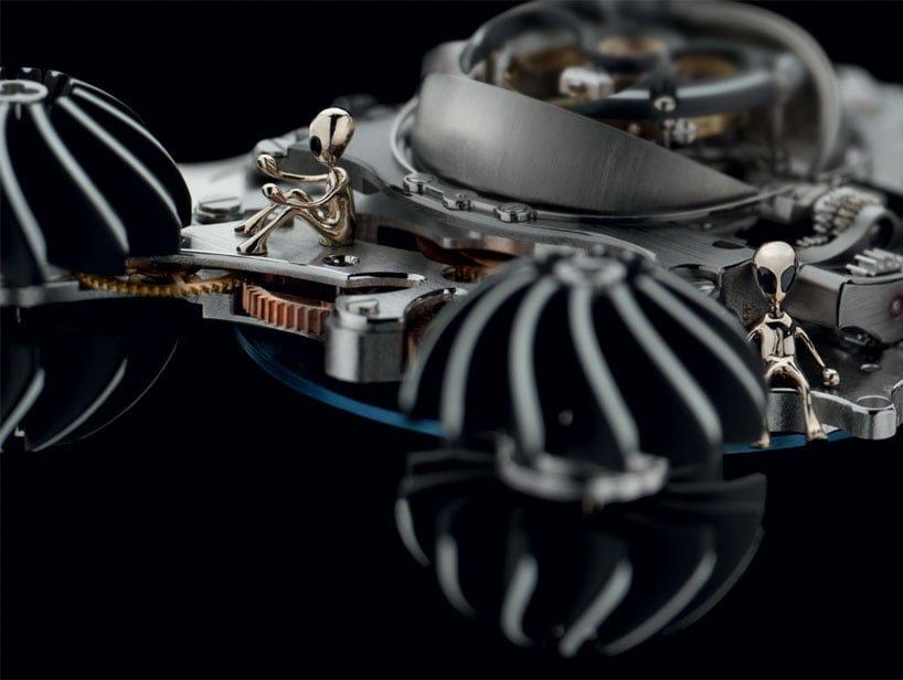 #MB&F HM6:來自異星的手錶 5