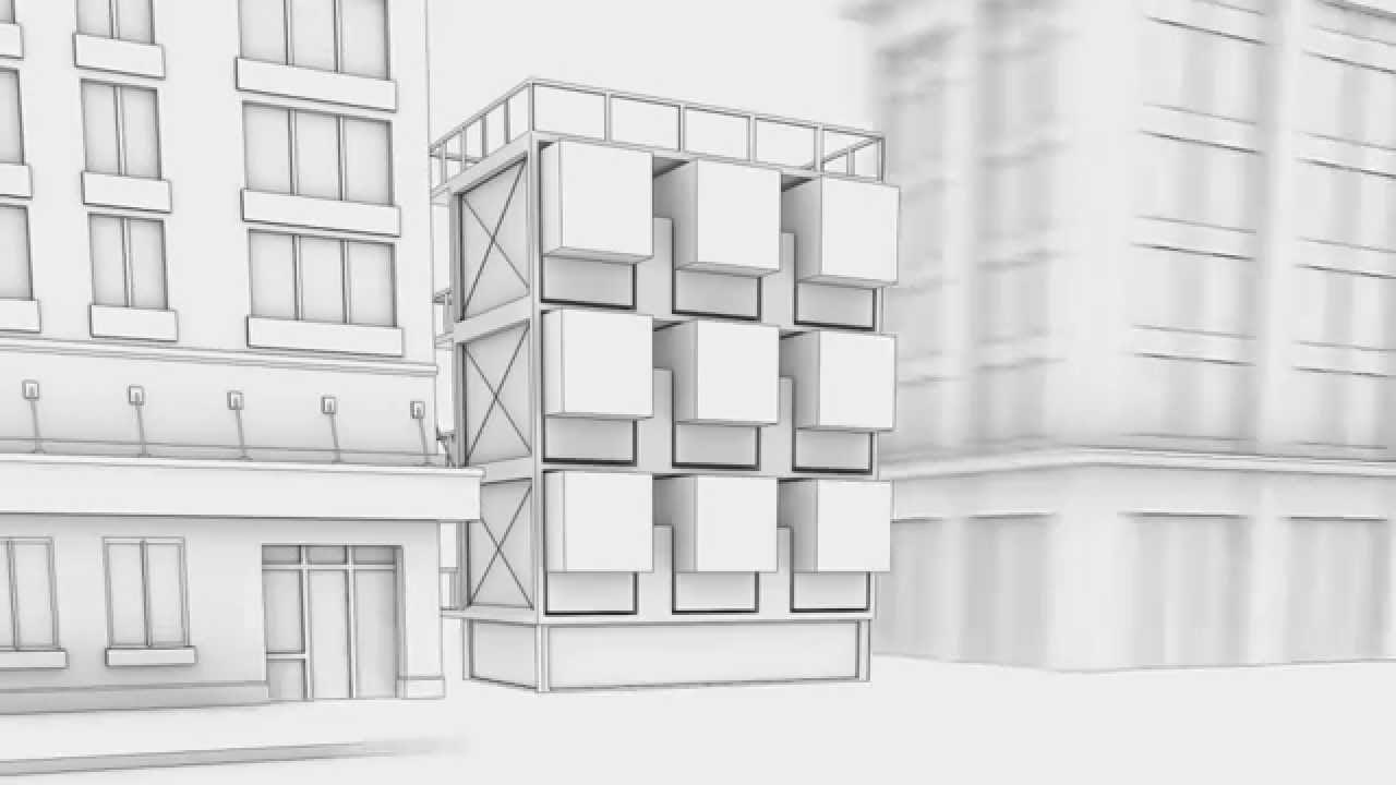 #搬家再也沒有煩惱:Kastia移動式的公寓 2