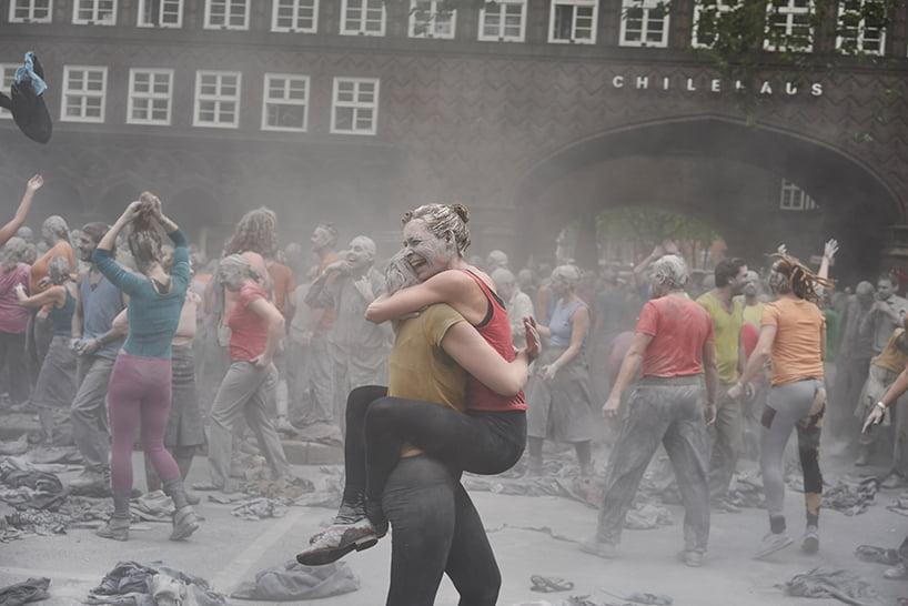 #G20德國漢堡峰會抗議:我們一直都可以再一次的醒來 8