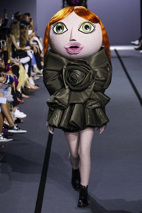#Viktor&Rolf Couture 2017年秋季:巨型娃娃 13