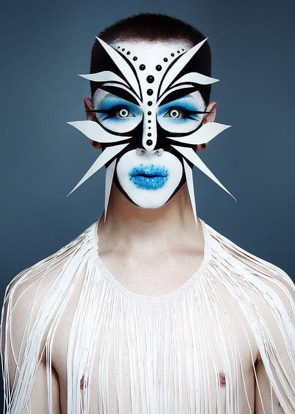 #極限畫臉藝術:Ryan Burke 18