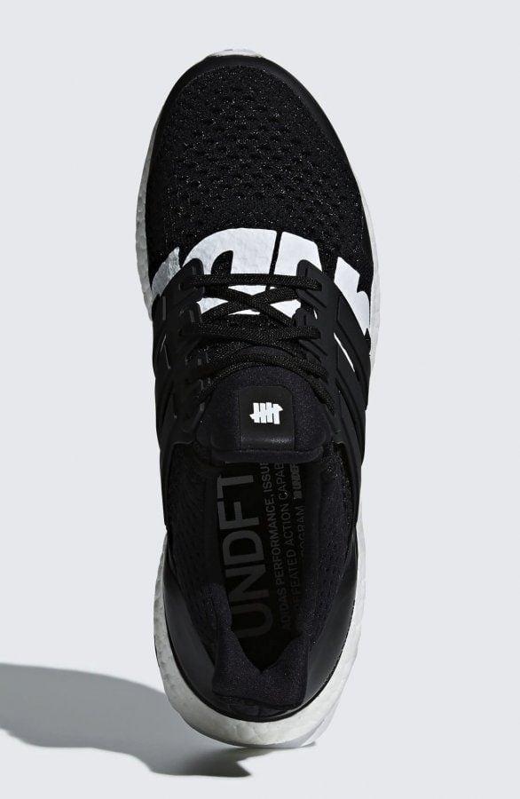 # 聯名鞋款再度釋出:UNDEFEATED × adidas UltraBOOST 3