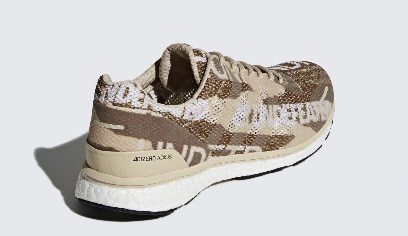 # 聯名鞋款再度釋出:UNDEFEATED × adidas UltraBOOST 7