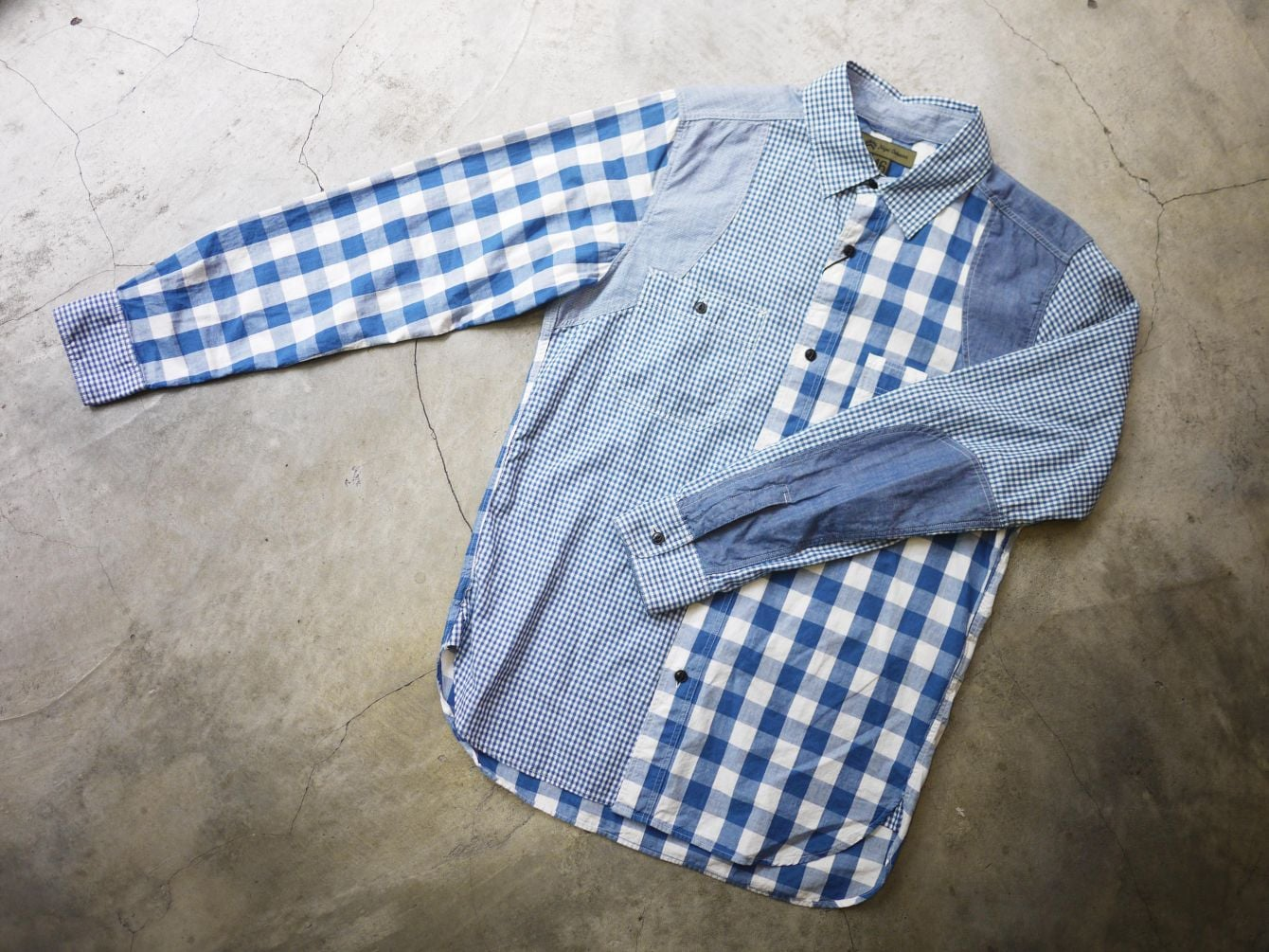 Classic Works:【我的探索之路-Nigel Cabourn Crazy Medical Shirt 】 7