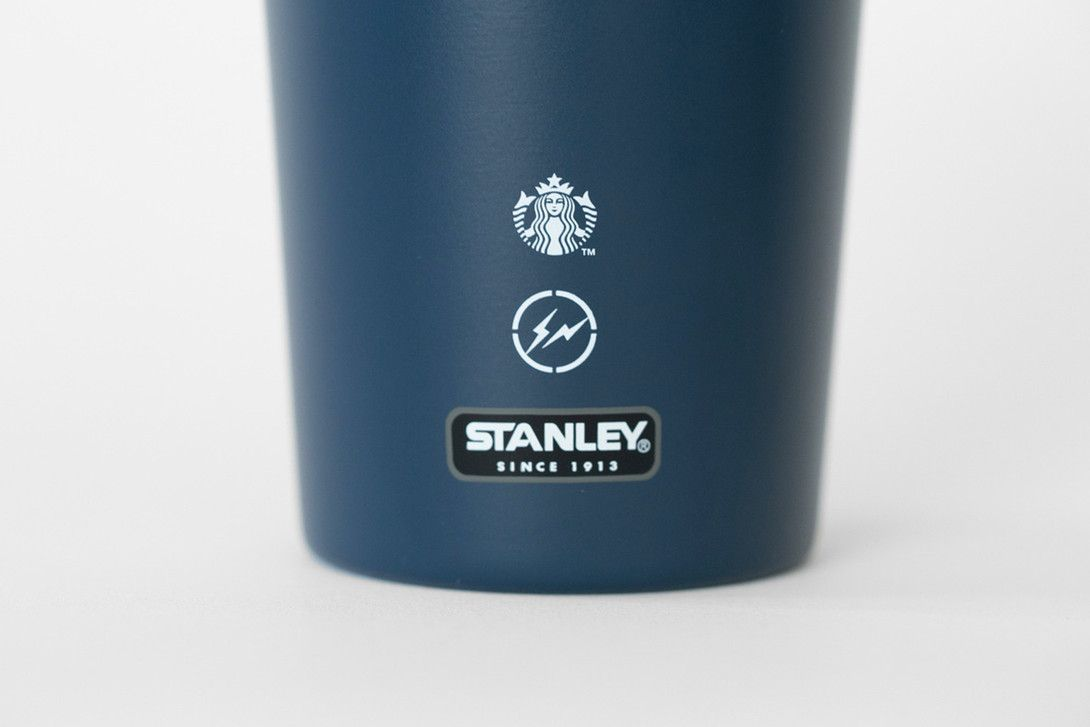 # Fragment Design × Starbucks × Stanley:三方聯名款保溫杯系列登場發表 5