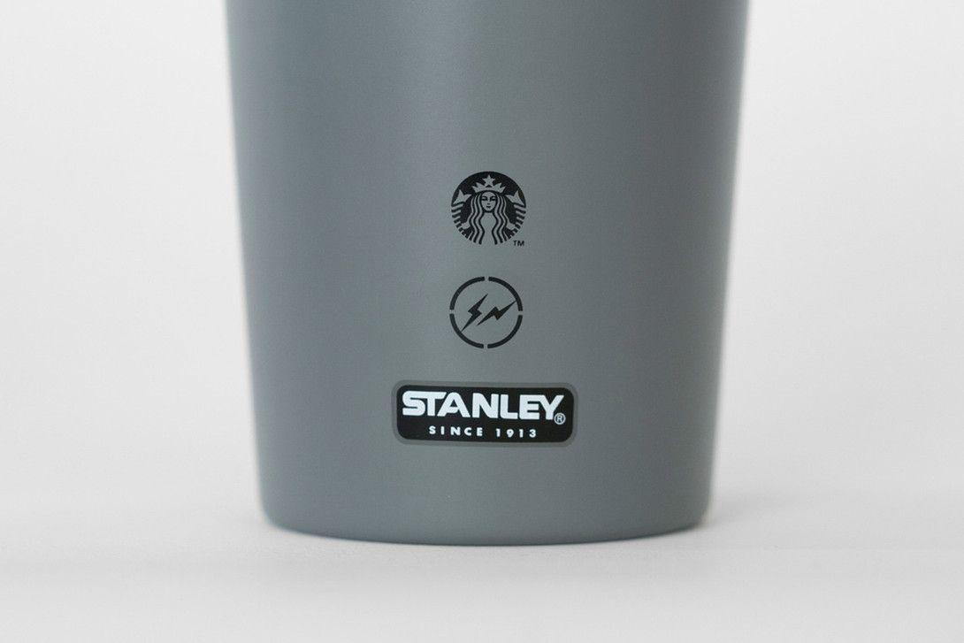 # Fragment Design × Starbucks × Stanley:三方聯名款保溫杯系列登場發表 4