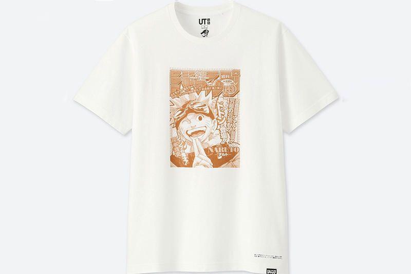 # UNIQLO UT × 週刊少年 JUMP 50 週年:聯名系列第二彈登場 2