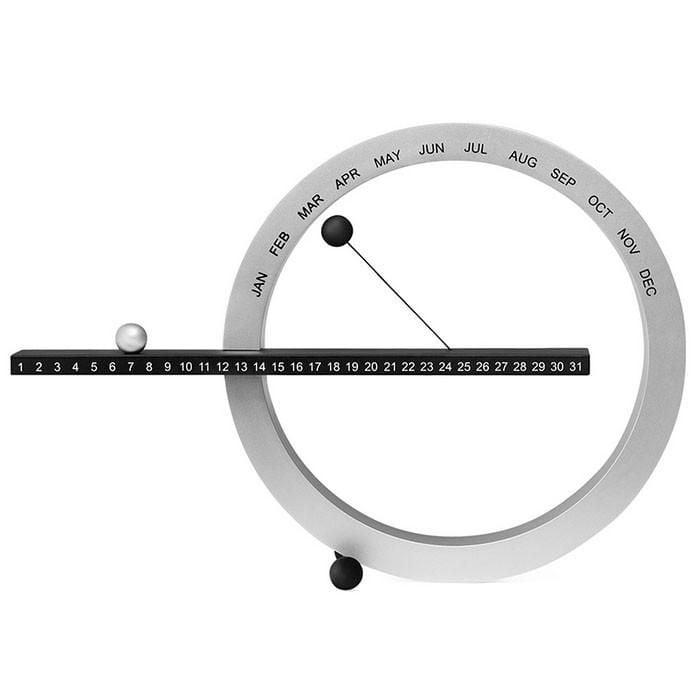 # 這圓圈物體竟然是萬年曆:Moma Magnetic Perpetual Calendar 5