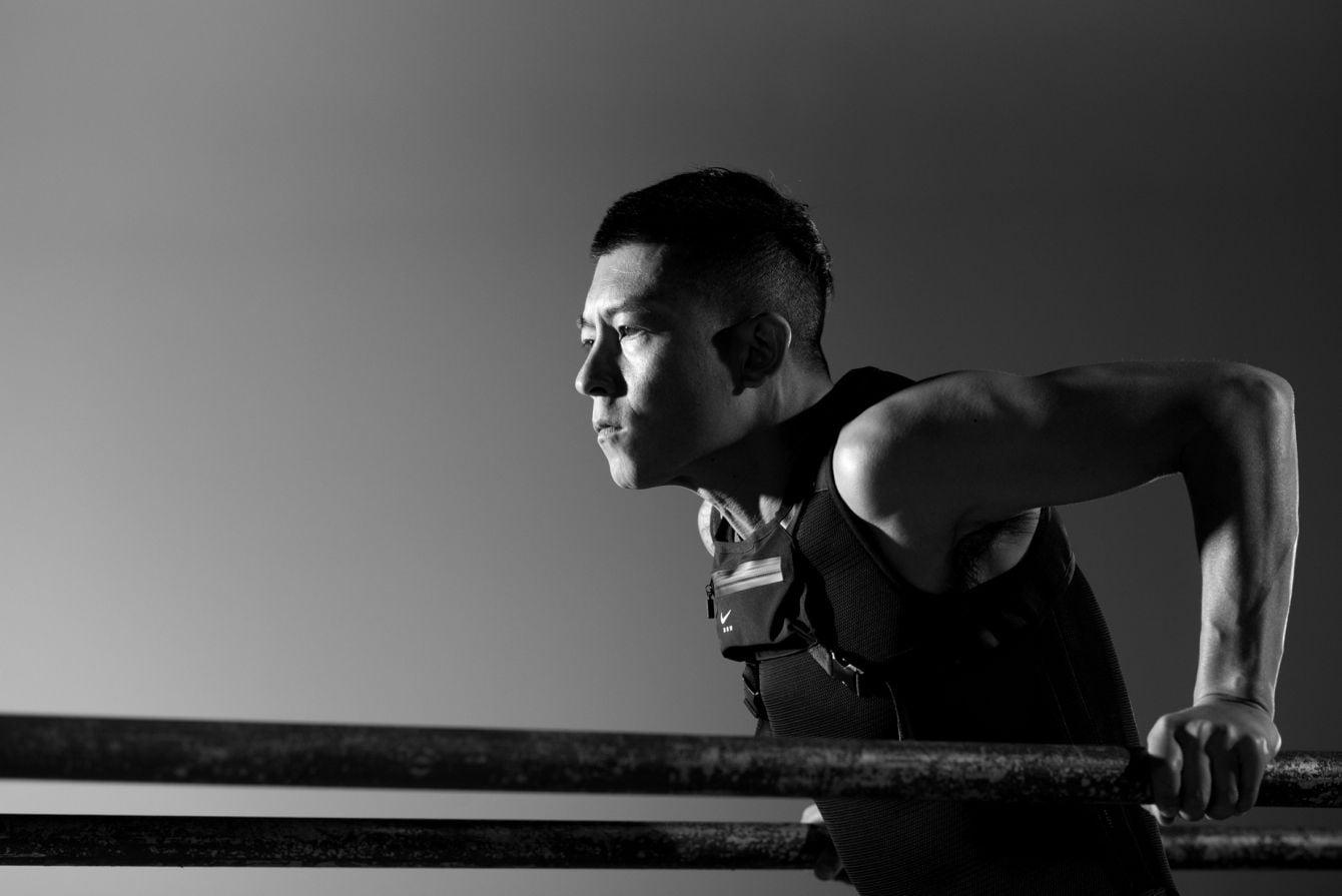 # Nike × Matthew M. Williams:「未來訓練著裝」機能聯名的場子當然少不了他 9
