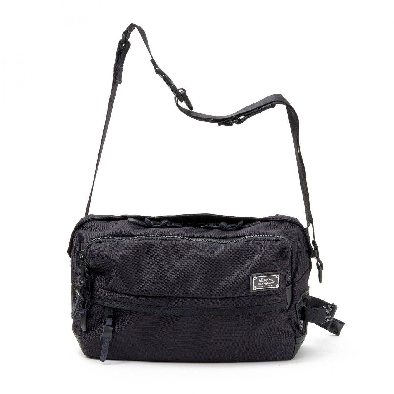 # 「AS2OV」包袋品牌獨家彈道尼龍:2WAY SHOULDER & BODY BAG 新品上市 13