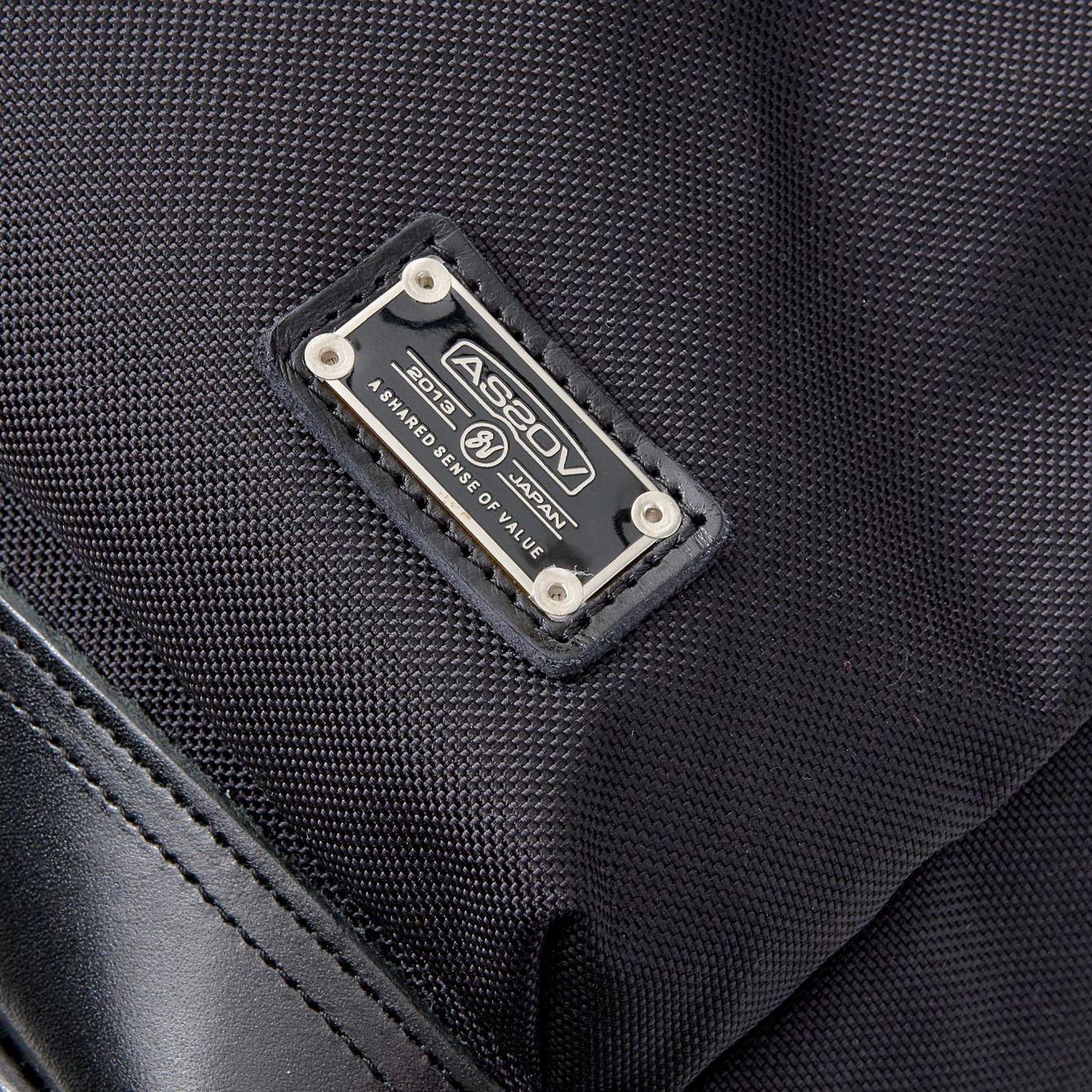 # 「AS2OV」包袋品牌獨家彈道尼龍:2WAY SHOULDER & BODY BAG 新品上市 12