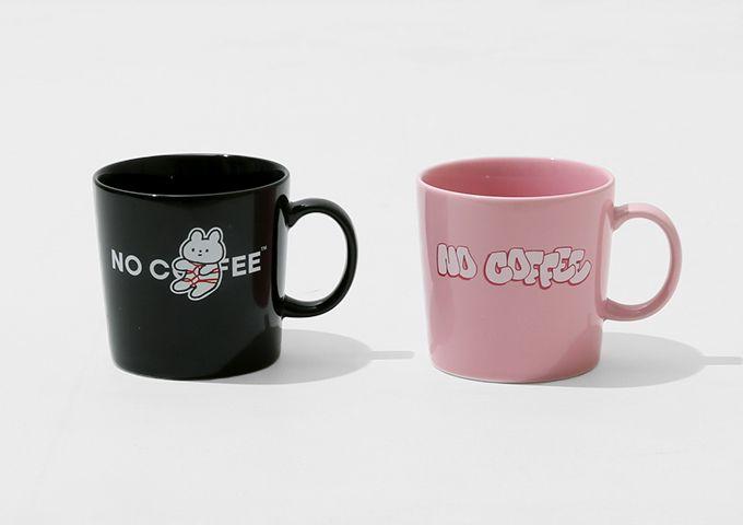 # Journal Standard × No Coffee:攜手 MR44 與綁綁兔打造街頭可愛感商品! 13