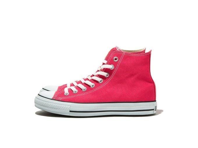 # AURALEE × Converse × Beauty&Youth:螢光色系聯名鞋款即將登場 6
