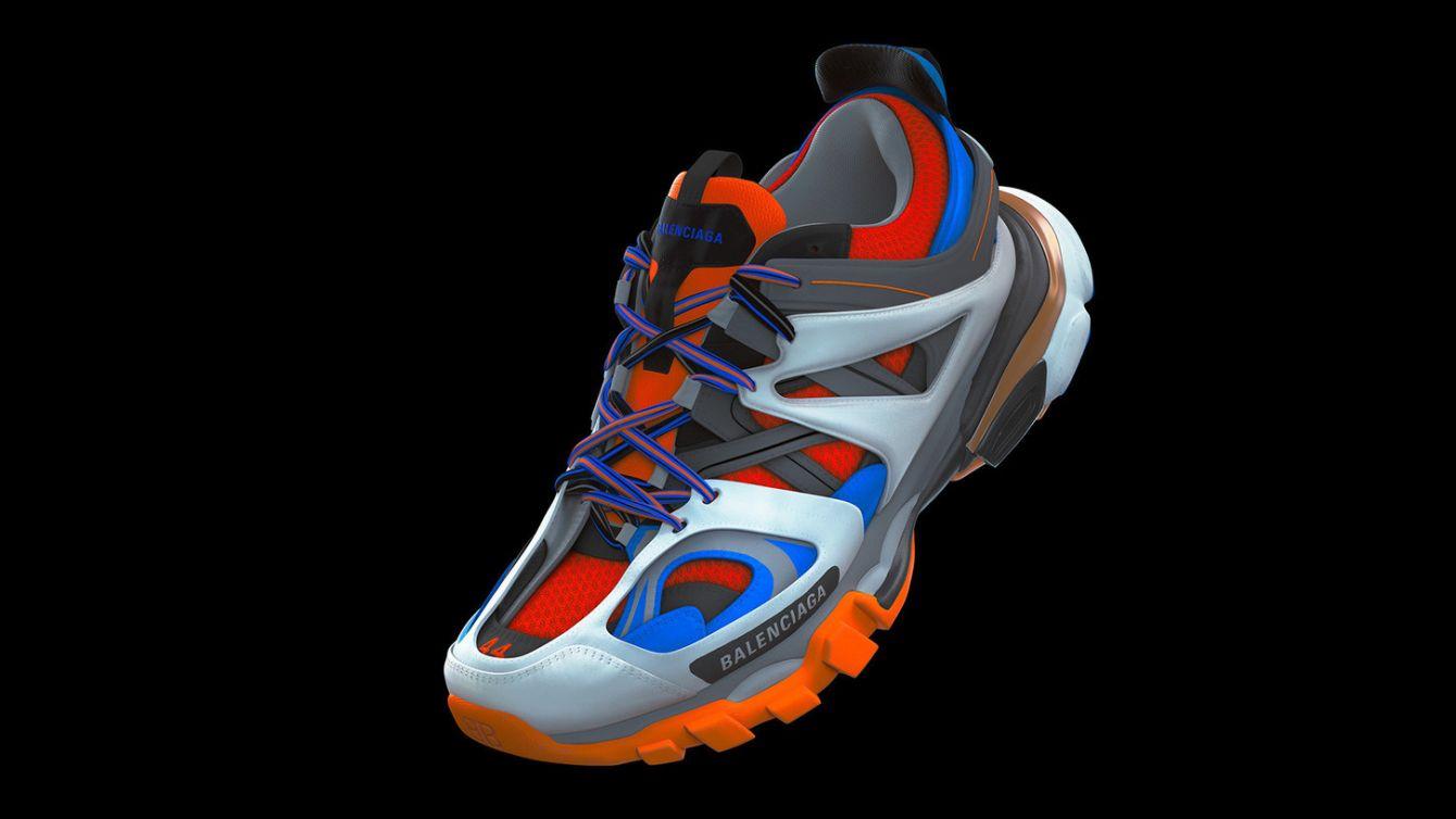 # Balenciaga 再出招:承襲 Triple S 復古外型,最新鞋款即將發售 4