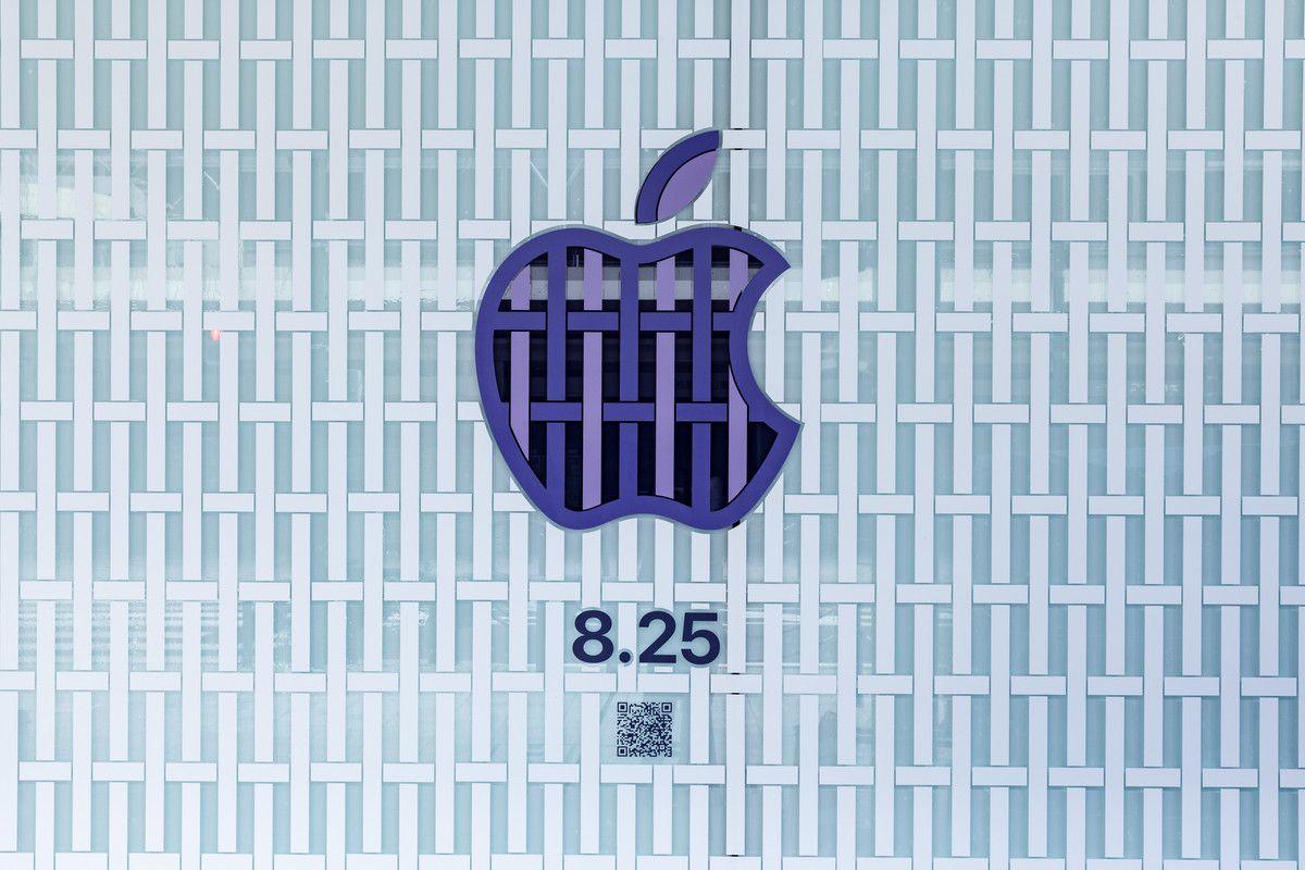 # Apple 再度插旗關西:京都新分店即將登場! 1