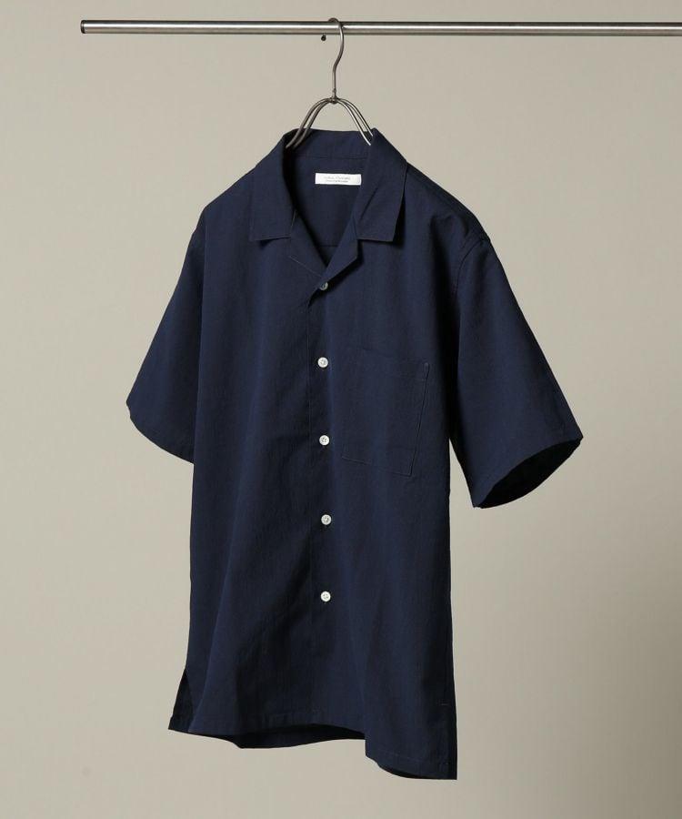 # 涼感襯衫新選擇:古巴領開襟襯衫 COOL MAX 9