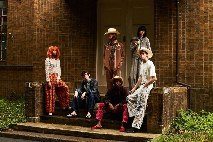 # Needles 2019春夏系列登場:結合多種文化風格,散發強烈自由意念 8