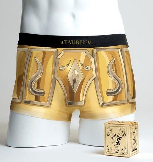# 聖鬥士星矢推出聖衣內褲:以黃道十二宮黃金聖衣為概念 7