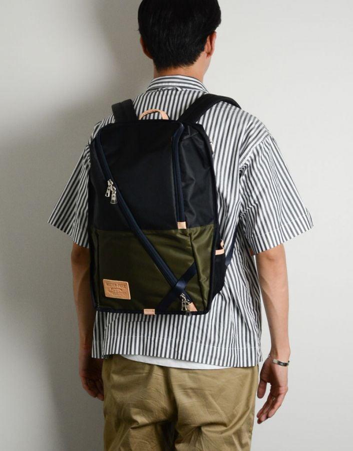 # Bag Yourself 011:原來還可以這樣設計!特殊拉鍊走向包款給你不一樣的面貌! 5