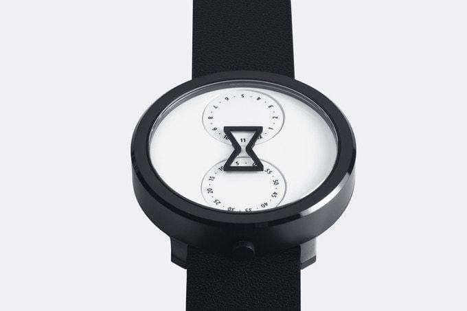 # 跳脫傳統指針概念的極簡化手錶:NU:RO - Minimalist Analog Watch 3