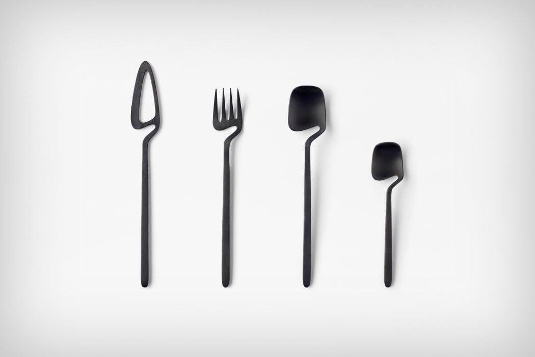 # 極簡骨骼風餐具:「skelton」Nendo for Valerie Objects 1