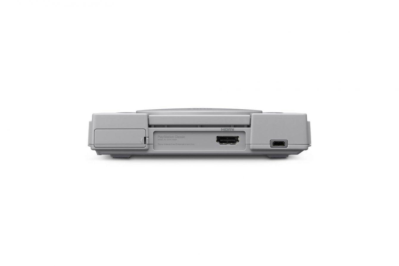# SONY PS 電玩主機也來懷舊風:PLAYSTATION®CLASSIC 復刻版主機年底登台上市 4