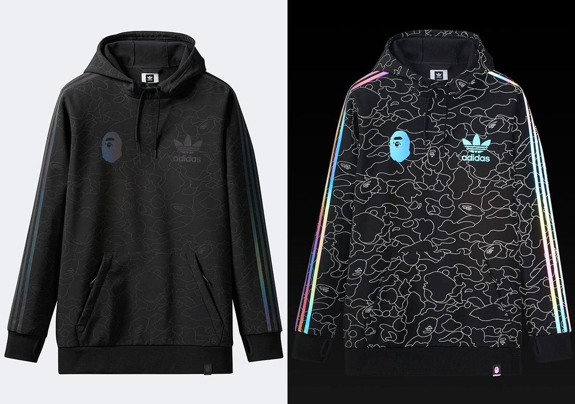 # BAPE × adidas Originals 最新聯名:以滑雪運動為主軸之合作系列 11