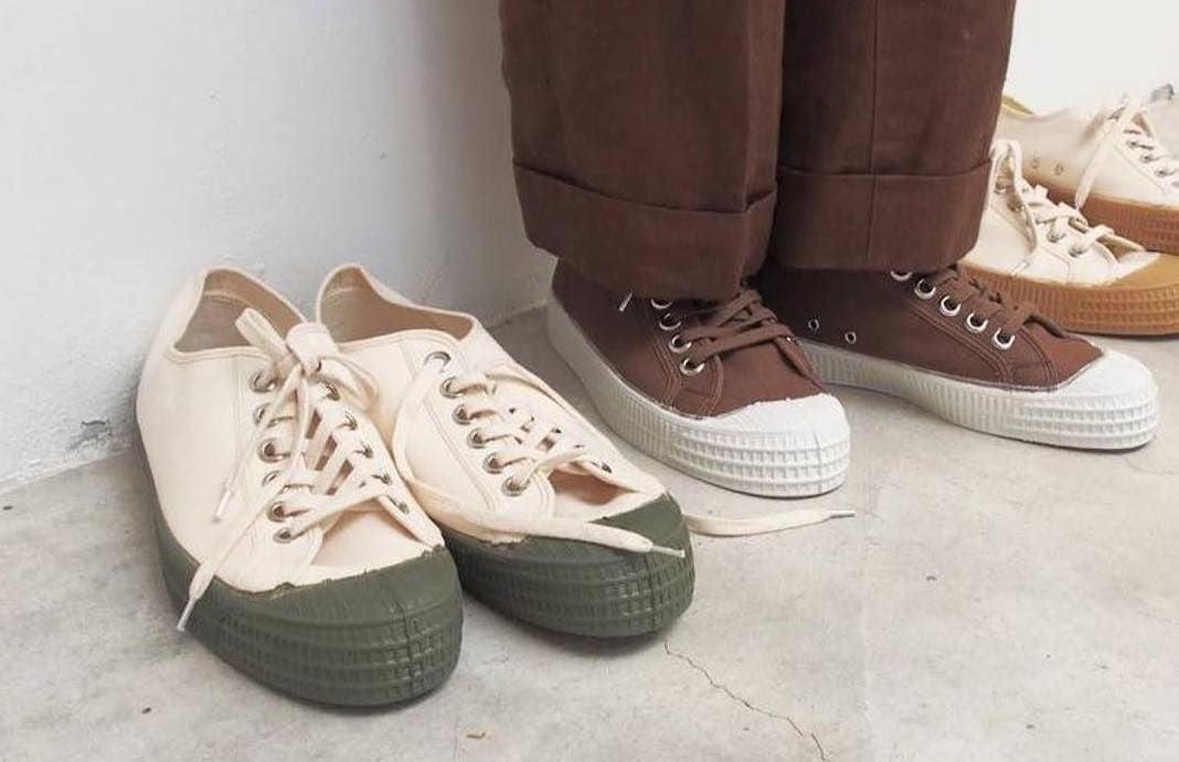 # In Your Shoes 014:除了 Vans、Converse 之外,這些帆布鞋品牌也來頭不小!(上) 5