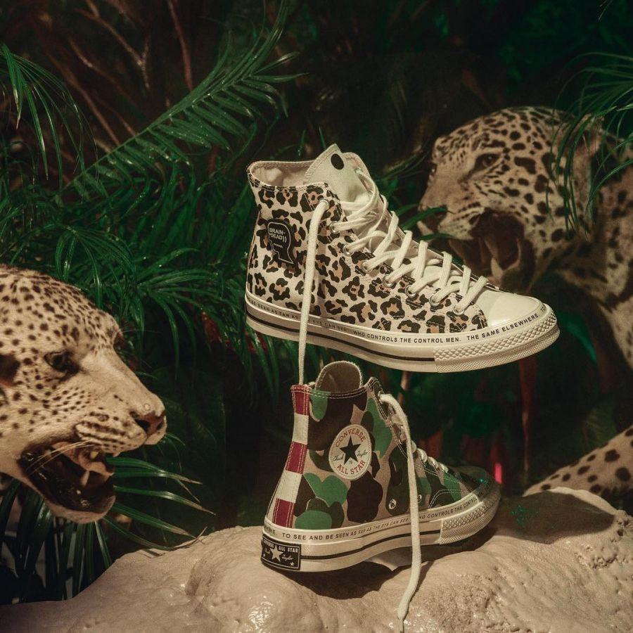 # In Your Shoes 017:單一太無聊,異樣才夠看!盤點近期火紅的「拼接」鞋款 6