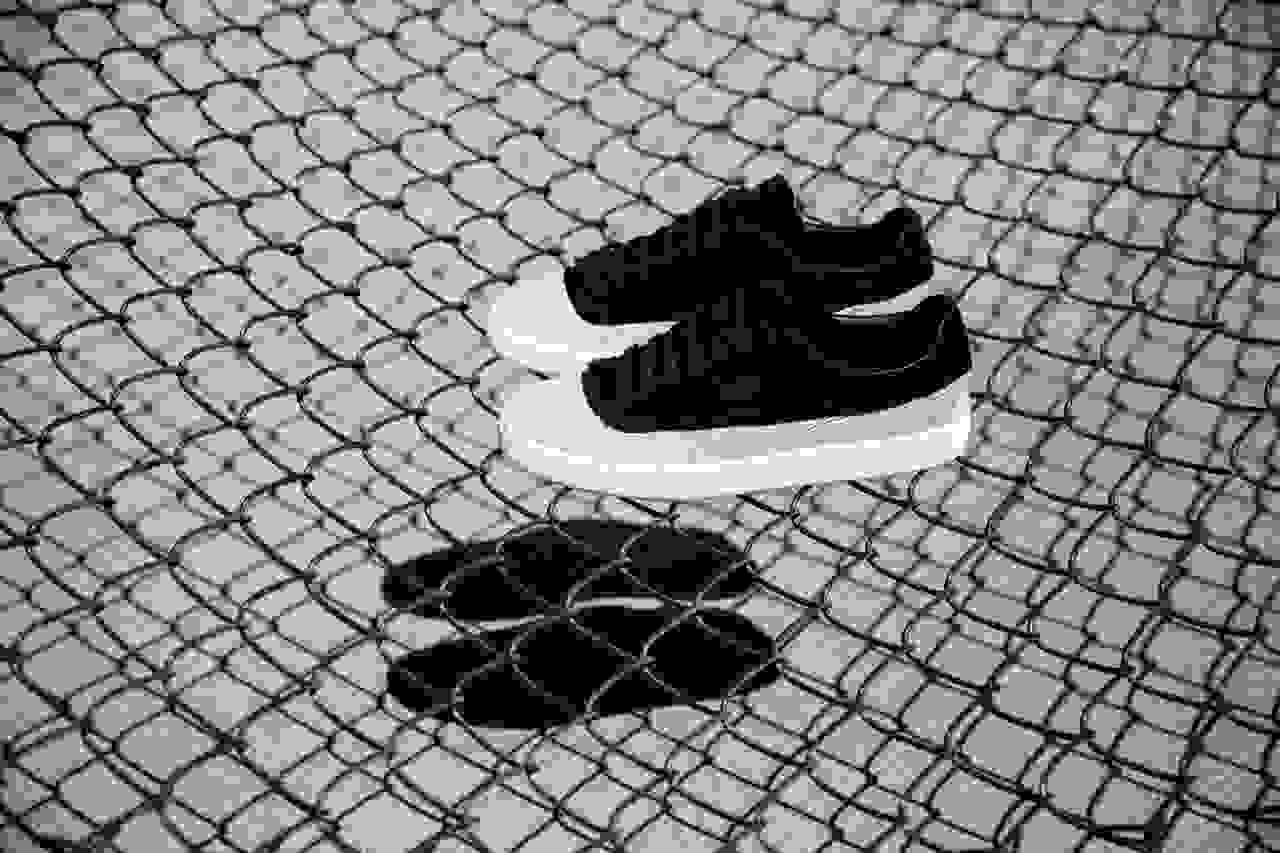 # In Your Shoes 013:迎接秋冬,讓麂皮球鞋給你一個好開頭! 1