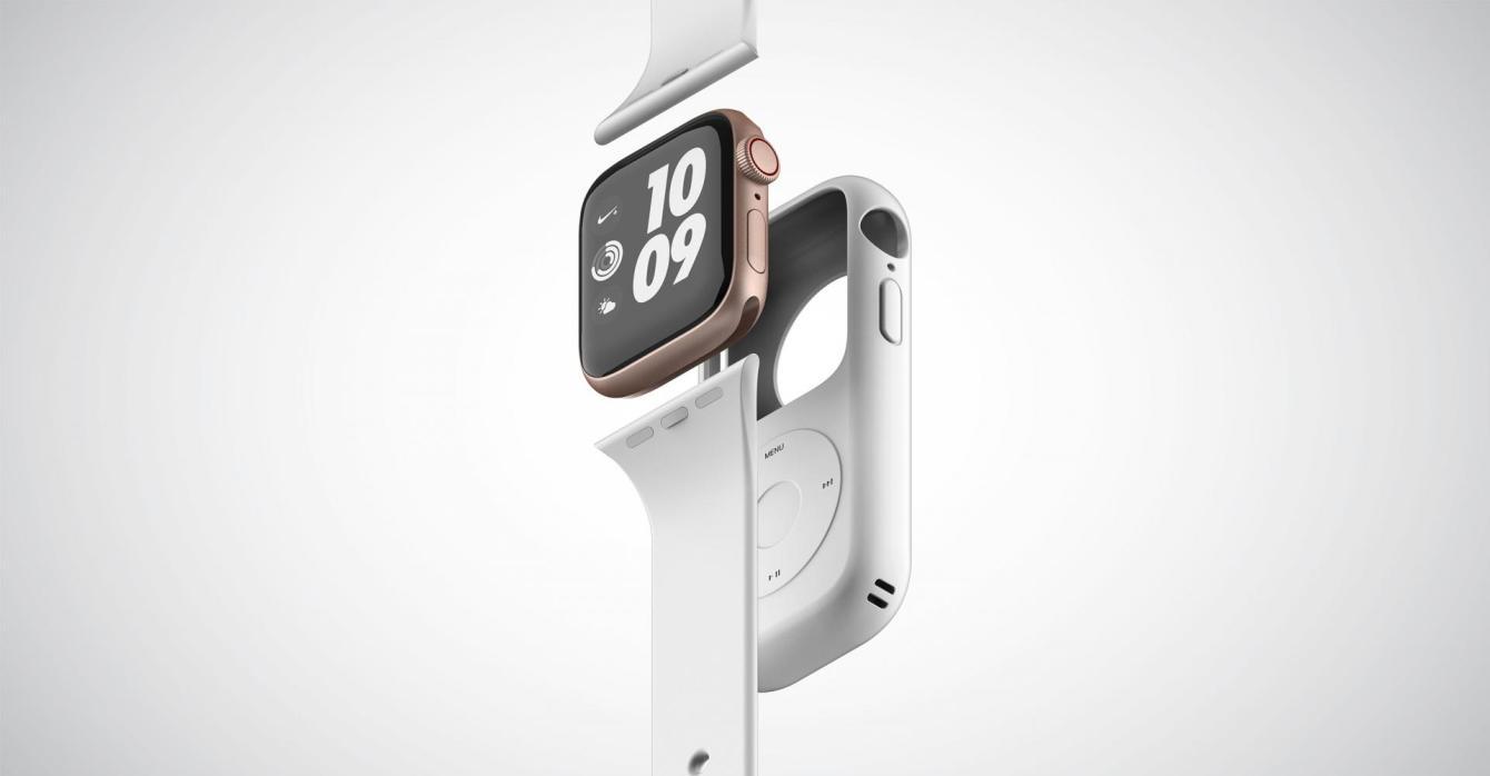 # 重現隨身聽:Apple Watch 竟搖身一變成 iPod! 4