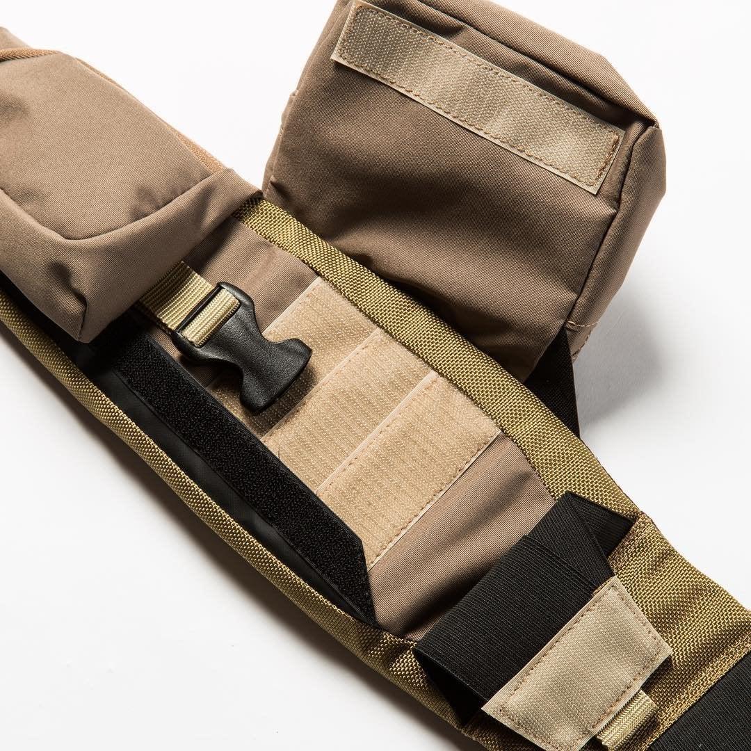# Bag Yourself 021:以為夾層多就夠了嗎?層層堆疊的組合包款才是實用至上! 10