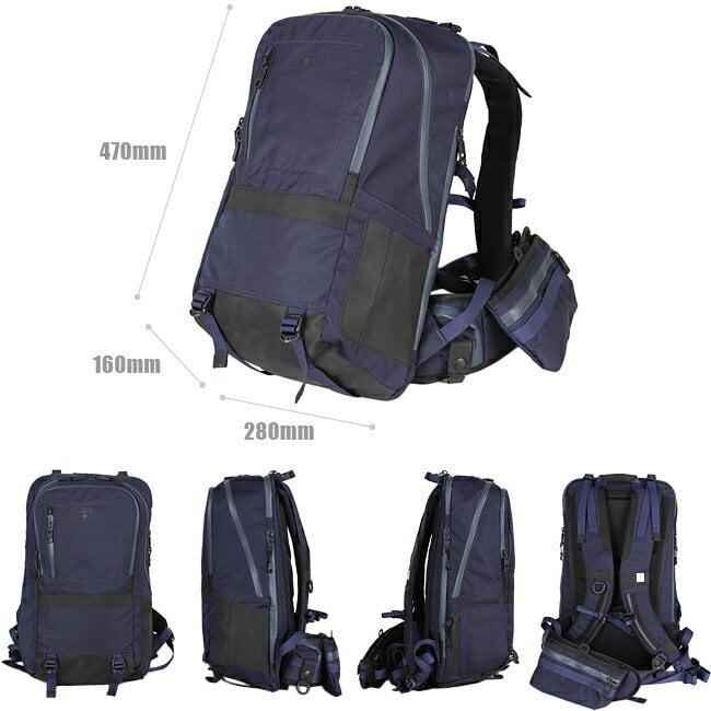 # Bag Yourself 021:以為夾層多就夠了嗎?層層堆疊的組合包款才是實用至上! 3