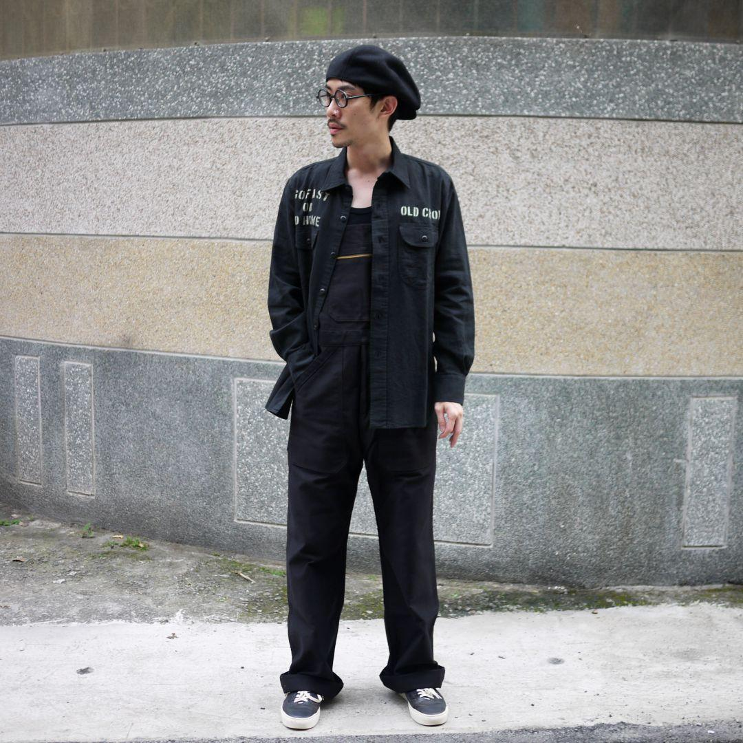 Classic Works:【我的探索之路-Glad Hand Rodder Club Jacket】 2