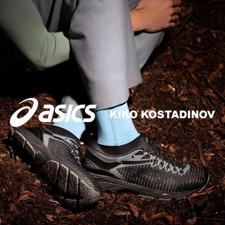 # Kiko Kostadinov × Asics:全新聯名系列 Gel-Delva 鞋款即將上架 12