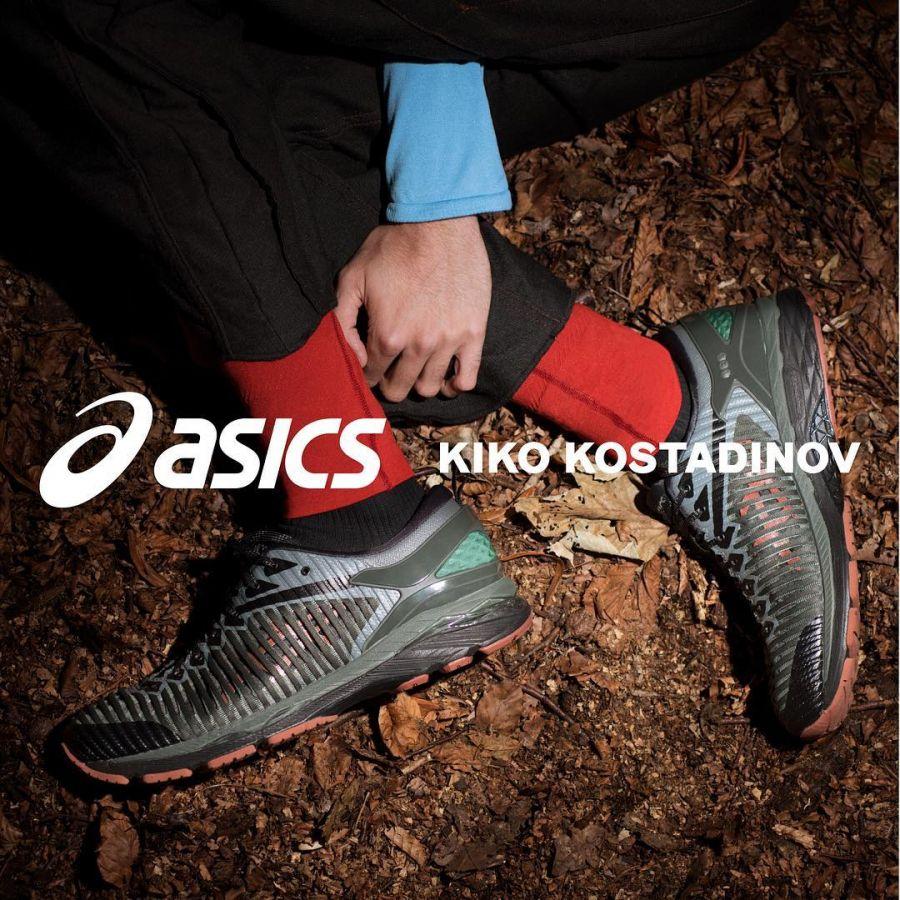 # Kiko Kostadinov × Asics:全新聯名系列 Gel-Delva 鞋款即將上架 11
