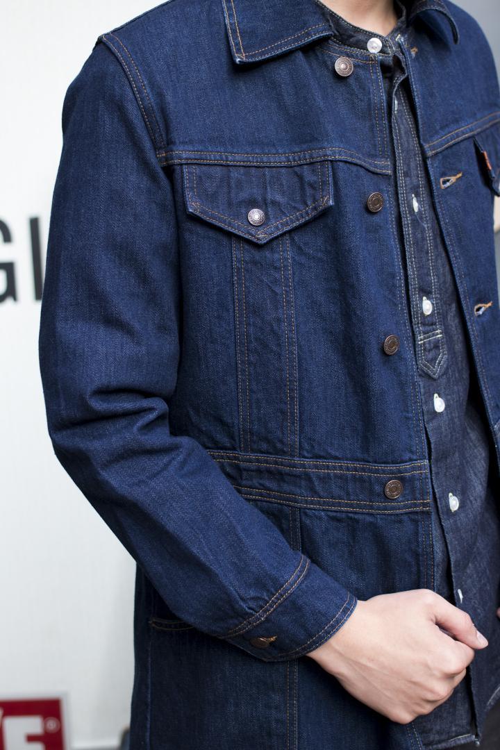 # Shop Staff Snap:穿一輩子也不嫌久!融合過去與未來的丹寧提案 2